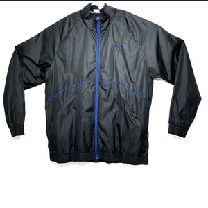 Nike Fit Storm Windbreaker Men Size 2XL Black